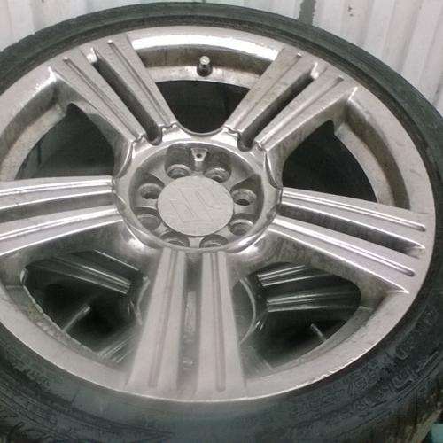 Suzuki Alumínium Felni 16 col 4db garnitura 98-100 45000Ft