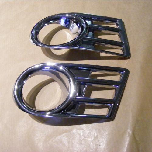 2005-2010 Suzuki Swift - Króm, Chrom szett Chrom design. Eredeti ár: 19900.-  18000Ft