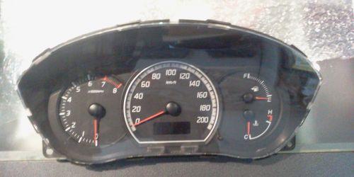 2005-2007 Suzuki Swift - Kilométeróra egység 34100-62JA0 34100-62J0 2007.09-ig gyártott autóhoz. 12000Ft