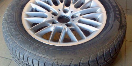 BMW Kőnyűfém felni 225/55 16 col garnitura SP Sport 2000 E 225/55 R16 40000Ft