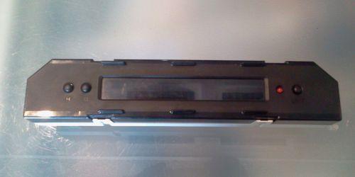 2005-2010 Suzuki Swift - Információs kijelző UNIT Idő mérő (óra), pillanatnyi fogyasztás, kinti hőmérséklet, rádió 34600-62J00 34600-62J0 Unit 12000Ft
