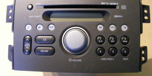 Suzuki Splash CD rádió mp3/wma PACR08  20000Ft