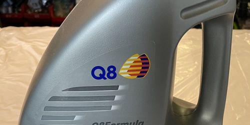 Q8 Formula Avanced Plus 4L 10W-40 Motorolaj Magas teljesítményű, szintetikus alapú motorolaj személyautókhoz. 7900Ft
