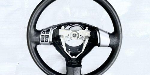 2005-2010 Suzuki Swift - Kormánykerék /Gyári/ Légzsák nélkül. Eredeti Suzuki alkatrész: 48110-63J60-BWR 11900Ft